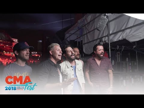 CMA Fest Backstage Pass: Old Dominion | CMA