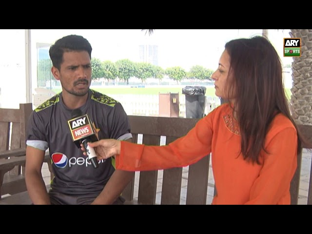 'Either it's domestic or international, playing cricket always motivates me' - Aamer Yamin