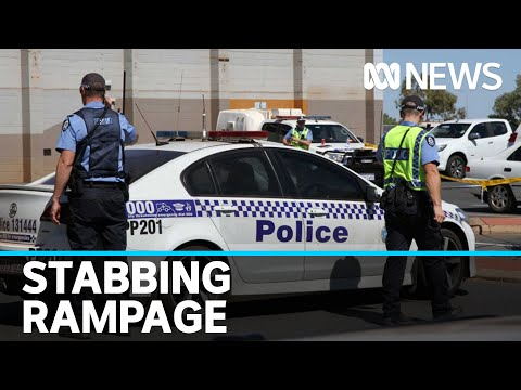 Man in critical condition in Perth hospital after stabbing attack at Port Hedland | ABC News