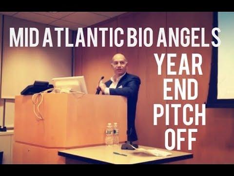 Mid Atlantic Bio Angels Year End Pitch Off