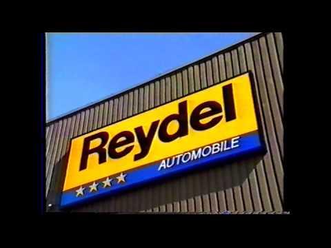 Reydel Automobile - Firmenvideo 1990