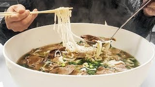 toronto largest bowl of pho