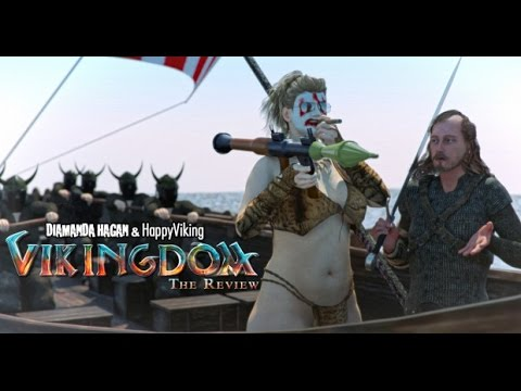 Vikingdom review (with Happy Viking)