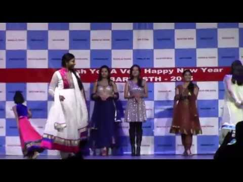 Fashion Show at Jabardasth New Years Eve Party in SLPS, Irving Dec 31st 2014