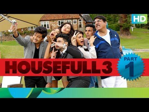Housefull 3 | Comedy Scenes - Part 1 | Akshay Kumar, Riteish Deshmukh, Abhishek Bachchan thumbnail