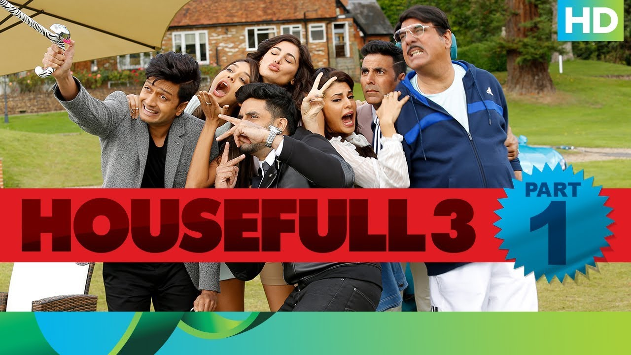 Download Housefull 3 | Comedy Scenes - Part 1 | Akshay Kumar, Riteish Deshmukh, Abhishek Bachchan