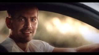 Paul Walker Tribute - See You Again - Fast & Furious 7