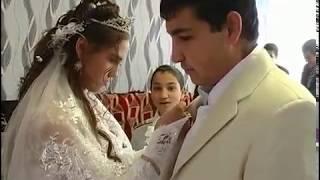 Цыганская свадьба Алена и Сережа  Часть 1