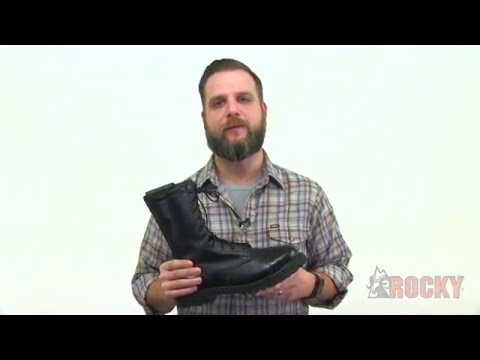Corcoran 978 10 Black Trooper Combat Boot Review Doovi