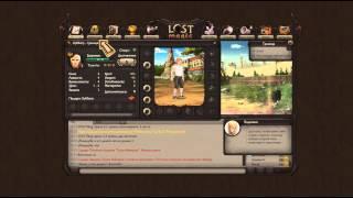 Обзор браузерной игры Lost Magic