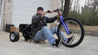 We're building a Drift Trike! Overview and Planning thumbnail