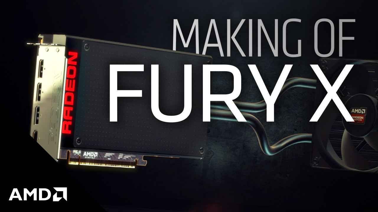 Introducing the AMD Radeon R9 Fury X GPU Pushing the boundaries of what is possible