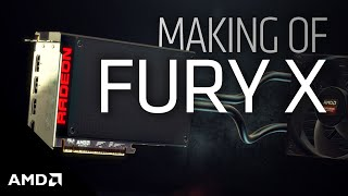 Introducing the AMD Radeon™ R9 Fury X GPU: Pushing the boundaries of what is possible