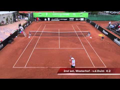 Men's Pro Tennis Final, Amstelveen ITF Future 2014 Tournament