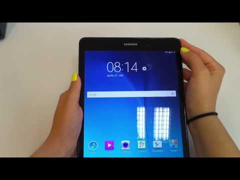 Samsung Galaxy Tab A 9.7 P550 with S Pen - kicsomagolás - GsmHome