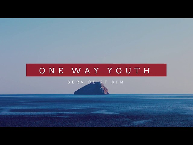 03/23/18 Youth Service