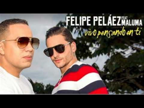 VIVO PENSANDO EN TI PIPE PEAZ AND MALUMA BASS Andres dj de orito
