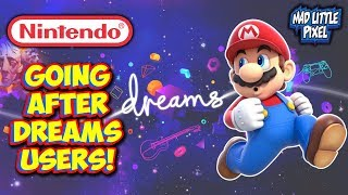 Nintendo Goes After Dreams User On PlayStation 4! No Super Mario On Sony Consoles!