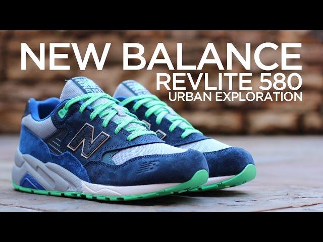 new balance 580 elite edition revlite