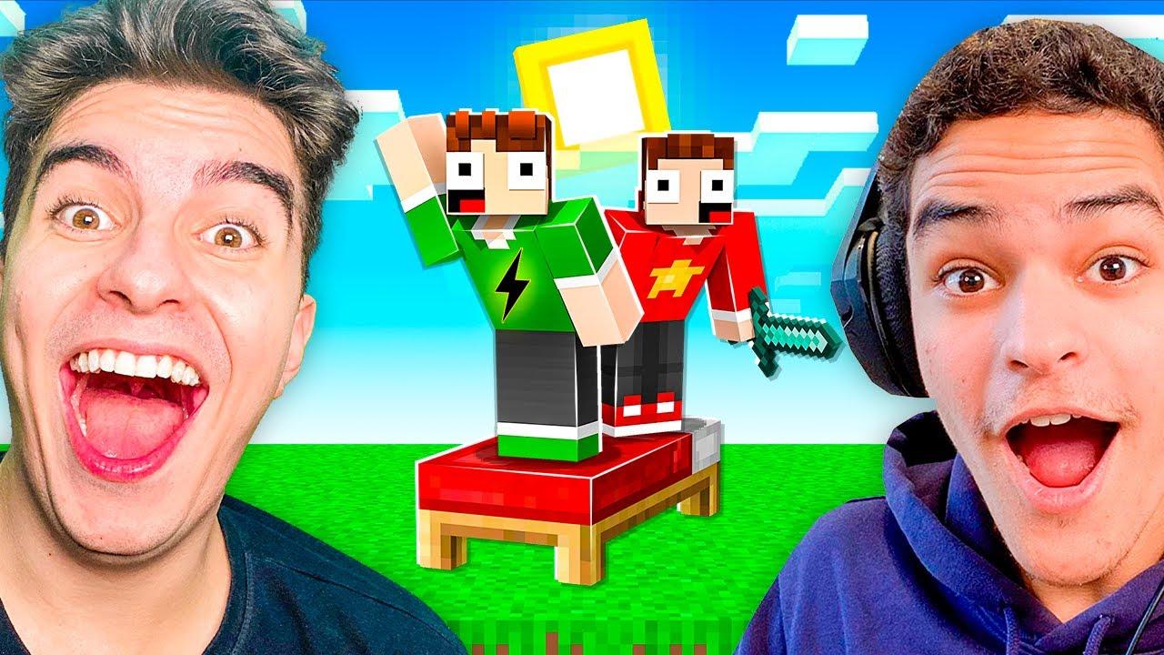 PRIMEIRA VEZ DO L3VI NO BEDWARS !! - Minecraft Bedwars