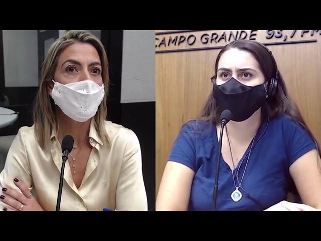 Entrevista CBN Campo Grande (19/02/2021): com Soraya Thronicke, Senadora PSL