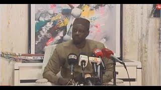 Affaire du salon de massage et Adji Sarr: SONKO dénonce un complot odieux orchestré par Macky SALL