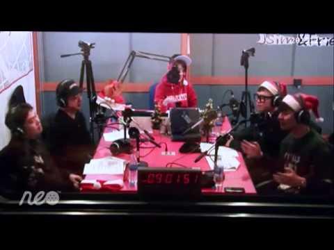 [Radio] 151224 Sound K - Swaggers Special: Jsim's Day!