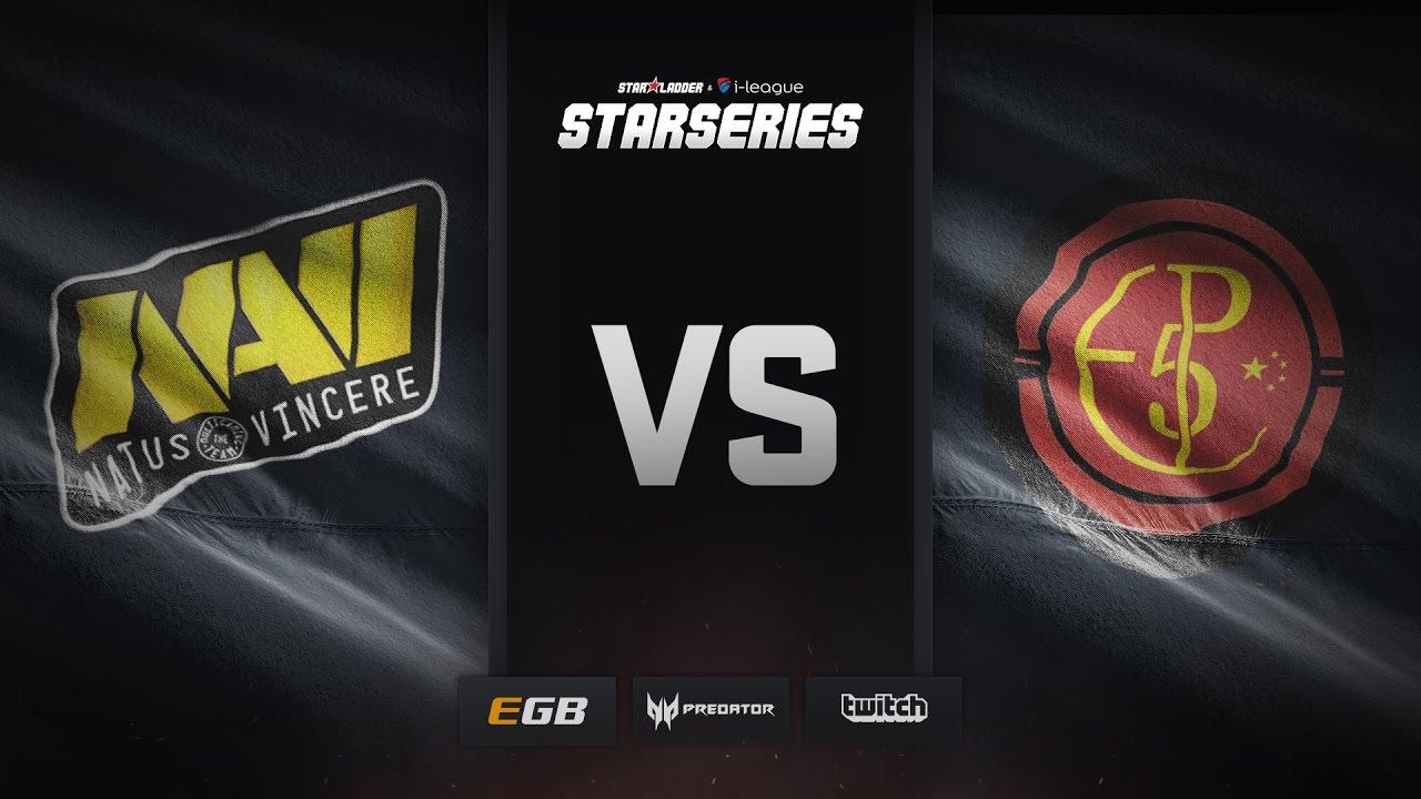 Natus Vincere vs 5POWER, inferno, SL i-League StarSeries Season 3 Finals