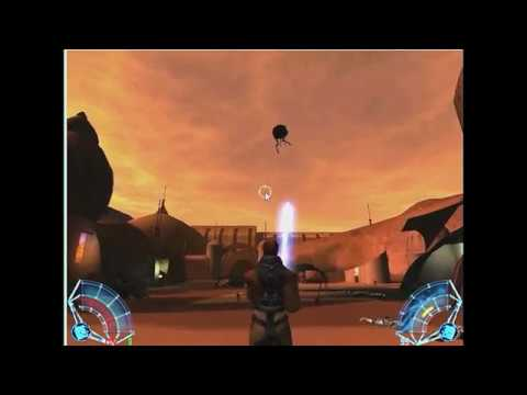 KOTF Star Wars: Knights of the Force 2.1: Escape Tatooine |