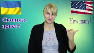 Учим американский жестовый язык,урок 2.Sign Language