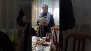 "Уйгурский стих ""Билмидим"""