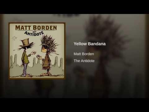 Yellow Bandana