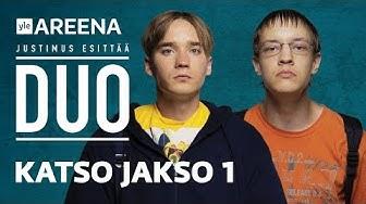 Justimus esittää: Duo – katso uuden sarjan koko ensimmäinen jakso!