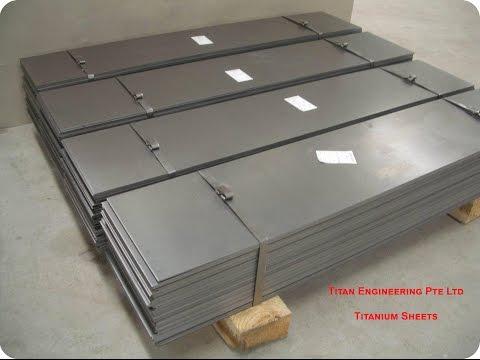 Titanium Metal supply Malaysia Indonesia