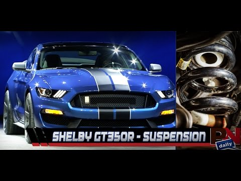 Shelby GT350R Suspension and Fast Fails Friday - PowerNation Daily