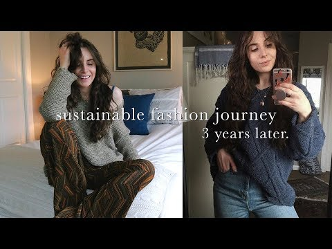 Quitting Fast Fashion   how I transitioned to a sustainable wardrobe without $$$ & why