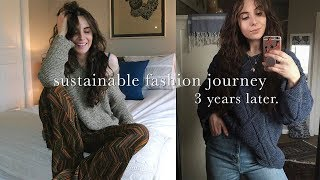 Quitting Fast Fashion | how I transitioned to a sustainable wardrobe without $$$ & why