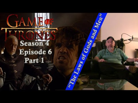 """Download Game of Thrones Season 4 Episode 6 """"The Laws of Gods and Men"""" - Reaction (Part 1)"""