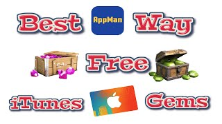How to Get Free iTunes | Free Clash of Clans Gems & Boom Beach Diamonds 2015! - Appman