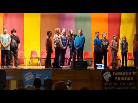 Herman Elementary School Play