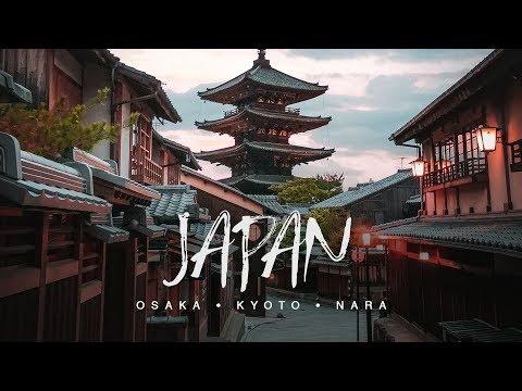 Japan Travel Osaka Kyoto Hiroshima Kobe Youtube