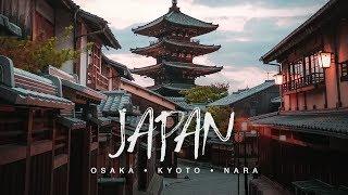 6 DAYS IN JAPAN: Osaka • Kyoto • Nara   Things To Do & Places to Visit   Japan Travel Guide