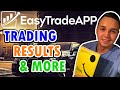 Easy Trade App - Trading Results LIVE ( New Forex Software 2019 ) 💰