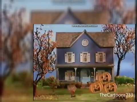 Bear in the Big Blue House Halloween Bear - YouTube
