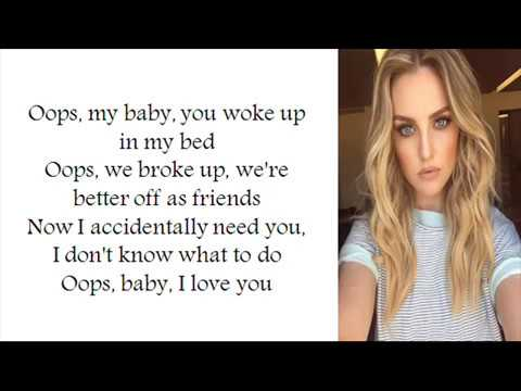 Little Mix ft Charlie Puth Oops Lyrics