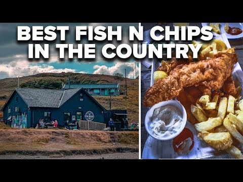 This Is It! The BEST Fish N Chips In Ireland (2019)