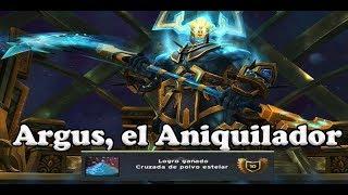 Gloria del asaltante de Argus: Cruzada de polvo estelar