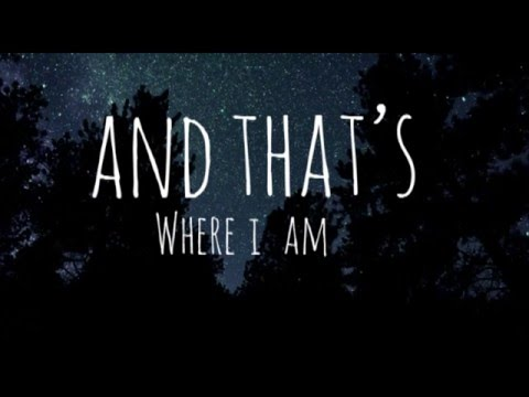 Trees- Twenty One Pilots Lyric Video!
