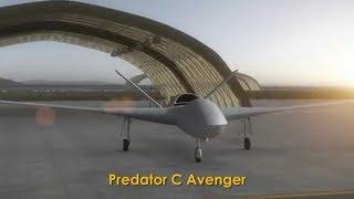 General Atomics Predator C Avenger UAV