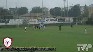 Serie D Girone E Flaminia-Monterosi 0-0